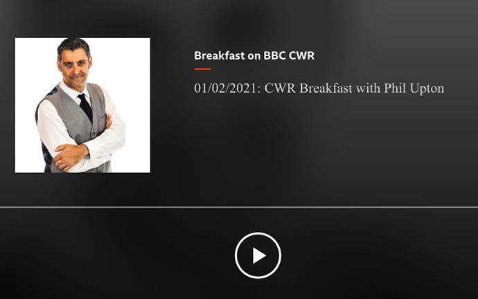 BBC CWR Breakfast